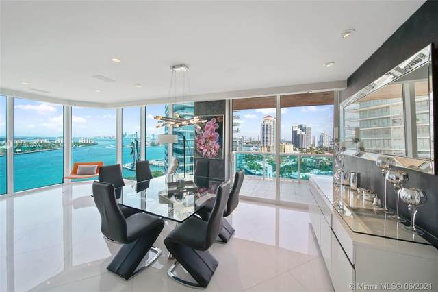 300 S Pointe Dr #1803, Miami Beach, FL 33139 (MLS #A11057704) :: The Rose Harris Group