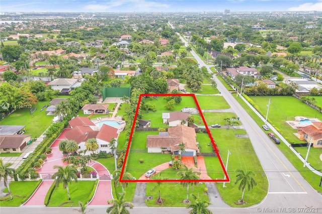 205 NW 132nd Ave, Miami, FL 33182 (MLS #A11057732) :: The Pearl Realty Group