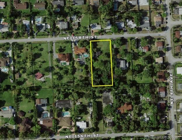 350 NE 158th St, Miami, FL 33162 (MLS #A11057748) :: The Riley Smith Group