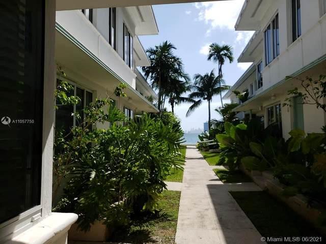 1990 Bay Dr #21, Miami Beach, FL 33141 (MLS #A11057750) :: The Riley Smith Group
