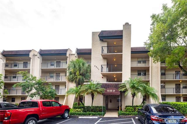 9235 Lagoon Place #411, Davie, FL 33324 (MLS #A11057784) :: Search Broward Real Estate Team