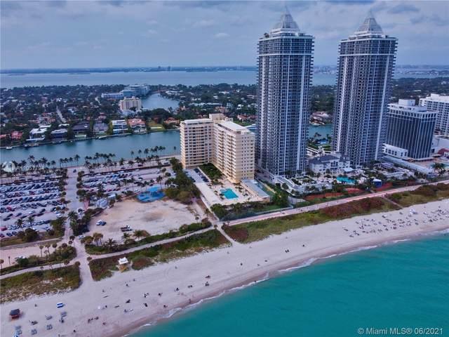 4747 Collins Ave #08, Miami Beach, FL 33140 (#A11057794) :: Posh Properties