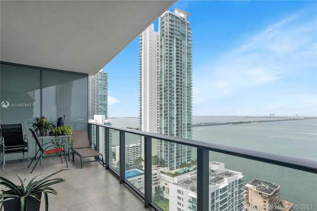 460 NE 28th St #2404, Miami, FL 33137 (MLS #A11057847) :: The Howland Group