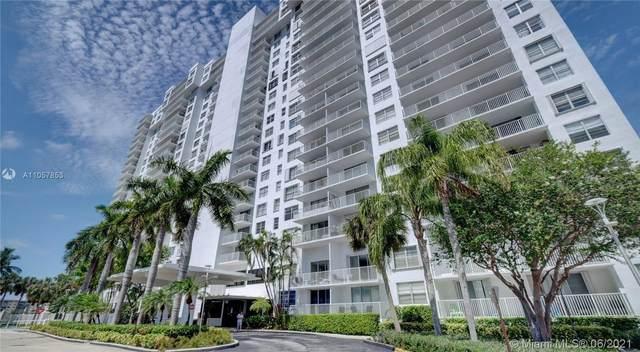 2851 NE 183rd St 1909E, Aventura, FL 33160 (MLS #A11057853) :: The Rose Harris Group