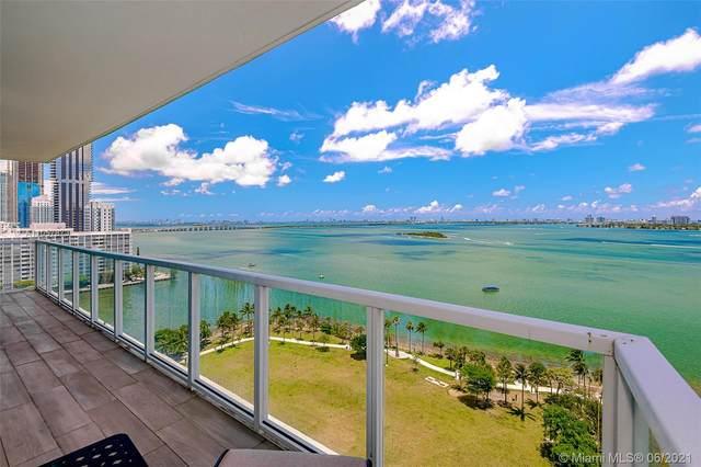 1900 N Bayshore Dr #1601, Miami, FL 33132 (MLS #A11057873) :: Douglas Elliman