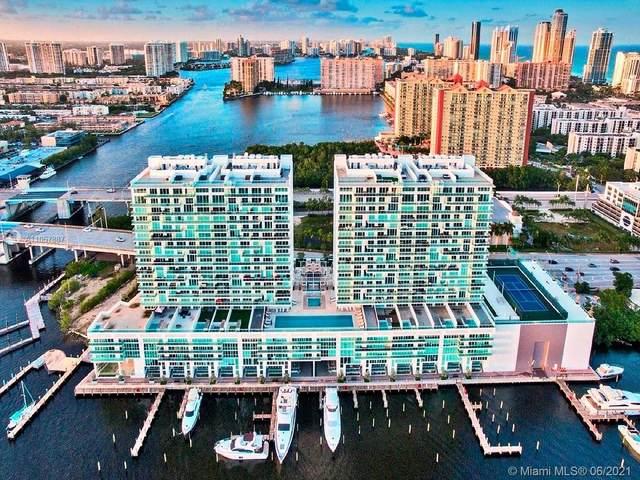 400 Sunny Isles Blvd #603, Sunny Isles Beach, FL 33160 (MLS #A11057887) :: The Teri Arbogast Team at Keller Williams Partners SW