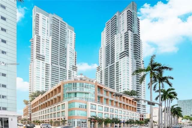 253 NE 2nd St #208, Miami, FL 33132 (MLS #A11057941) :: GK Realty Group LLC