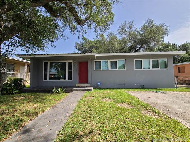 1829 NW 152nd St, Miami Gardens, FL 33054 (MLS #A11057978) :: Douglas Elliman