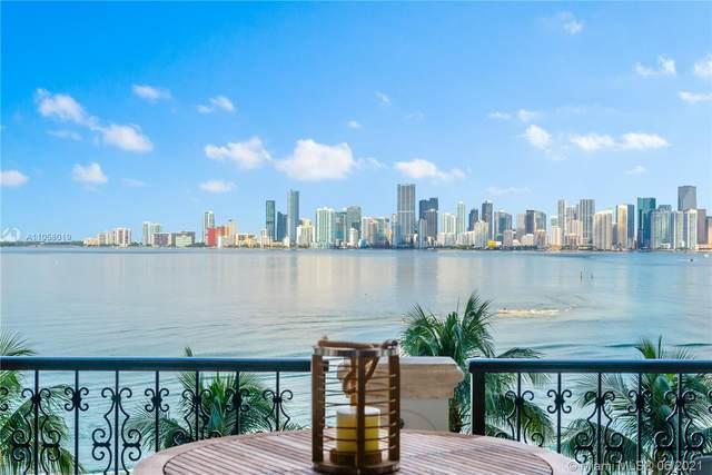 5242 Fisher Island Dr #5242, Miami Beach, FL 33109 (#A11058019) :: Posh Properties