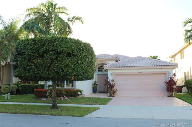 17921 SW 27th St, Miramar, FL 33029 (MLS #A11058026) :: Rivas Vargas Group