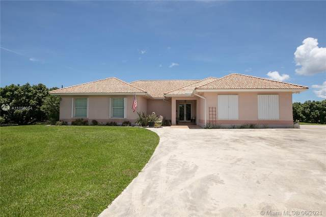 21050 SW 368th St, Homestead, FL 33034 (MLS #A11058064) :: Onepath Realty - The Luis Andrew Group
