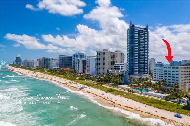 6345 Collins Avenue #517, Miami Beach, FL 33141 (MLS #A11058116) :: Jo-Ann Forster Team