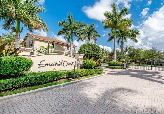 12452 Emerald Creek Ct #12452, Plantation, FL 33325 (MLS #A11058136) :: THE BANNON GROUP at RE/MAX CONSULTANTS REALTY I