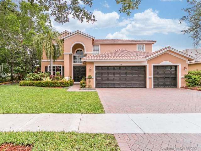 3791 W Gardenia Ave, Weston, FL 33332 (MLS #A11058199) :: Re/Max PowerPro Realty