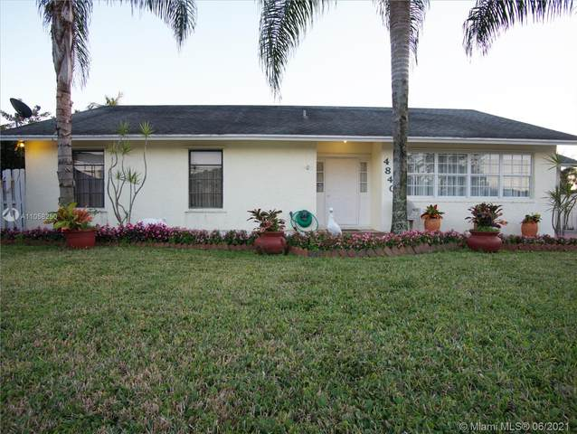 4840 NW 77th Ct, Fort Lauderdale, FL 33073 (MLS #A11058250) :: Re/Max PowerPro Realty