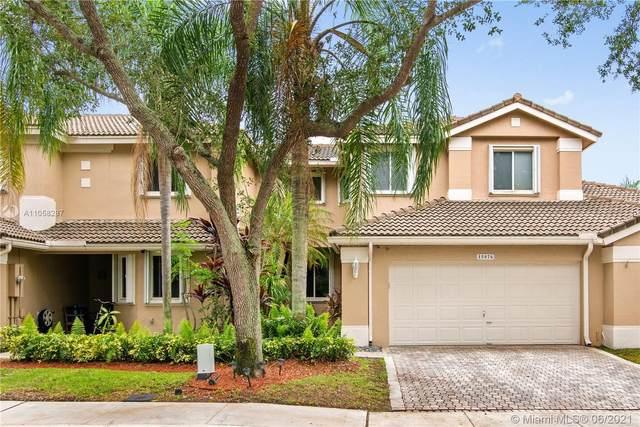 15876 SW 12th St #15876, Pembroke Pines, FL 33027 (MLS #A11058287) :: Equity Advisor Team