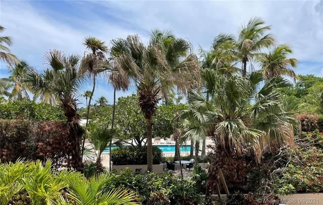 151 Crandon Blvd #241, Key Biscayne, FL 33149 (MLS #A11058292) :: Douglas Elliman