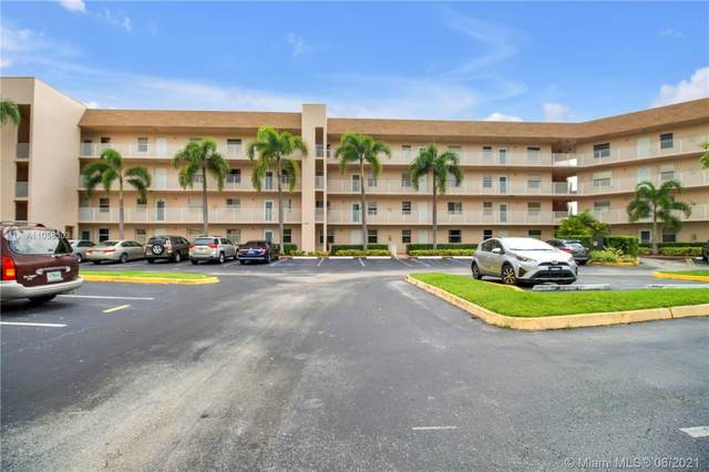2635 NW 104th Ave #105, Sunrise, FL 33322 (MLS #A11058303) :: Search Broward Real Estate Team