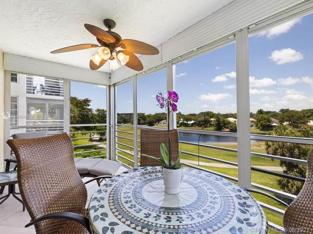 821 Cypress Blvd #410, Pompano Beach, FL 33069 (MLS #A11058305) :: Re/Max PowerPro Realty