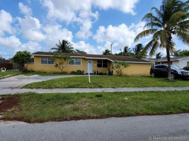1330 NW 197th St, Miami Gardens, FL 33169 (MLS #A11058389) :: Rivas Vargas Group