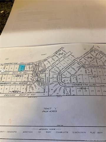 Lot 3 Gagstatter Rd, North Port, FL 34291 (MLS #A11058393) :: Castelli Real Estate Services