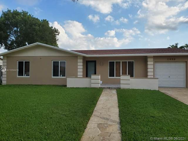 11990 SW 118th St, Miami, FL 33186 (MLS #A11058415) :: Team Citron