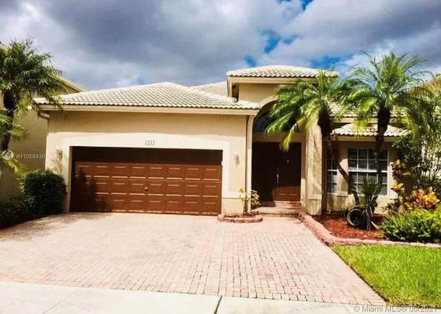 1244 NW 167th Ave, Pembroke Pines, FL 33028 (MLS #A11058430) :: Equity Realty