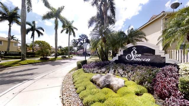 3612 San Simeon Cir, Weston, FL 33331 (MLS #A11058454) :: Green Realty Properties