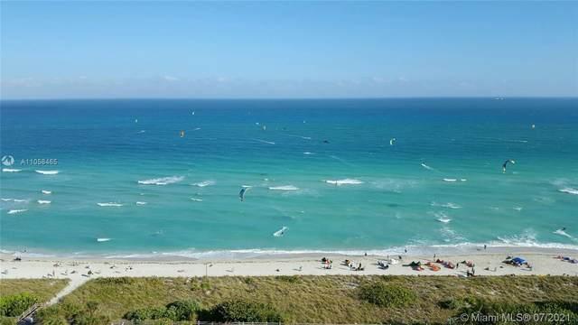 2555 Collins Ave Ph107, Miami Beach, FL 33140 (MLS #A11058465) :: Castelli Real Estate Services