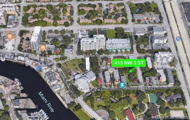 413 NW 3rd St, Miami, FL 33128 (MLS #A11058527) :: Green Realty Properties