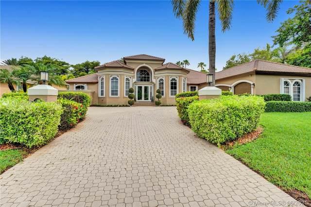 2443 Provence Circle, Weston, FL 33327 (MLS #A11058543) :: Green Realty Properties