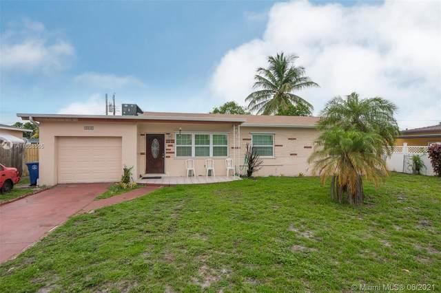 2241 SW 67th Ter, Miramar, FL 33023 (MLS #A11058565) :: Rivas Vargas Group