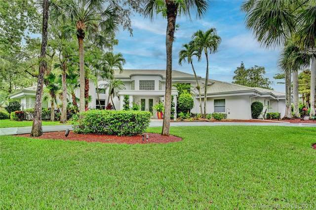 6631 NW 61st Ave, Parkland, FL 33067 (MLS #A11058570) :: Onepath Realty - The Luis Andrew Group
