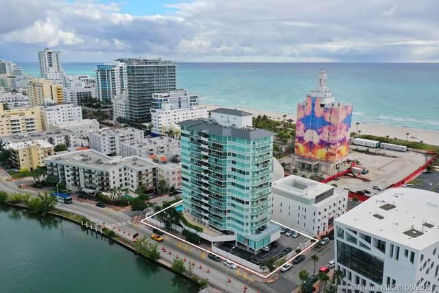 3411 Indian Creek Dr #901, Miami Beach, FL 33140 (#A11058571) :: Dalton Wade