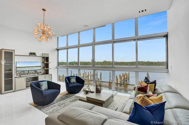 2820 N Ocean Dr, Hollywood, FL 33019 (MLS #A11058576) :: Castelli Real Estate Services