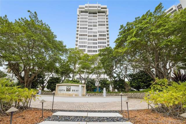 11 Island Ave #704, Miami Beach, FL 33139 (MLS #A11058588) :: Douglas Elliman