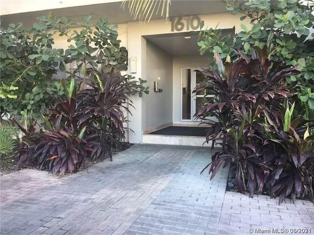1610 Lenox Ave #305, Miami Beach, FL 33139 (MLS #A11058601) :: Douglas Elliman