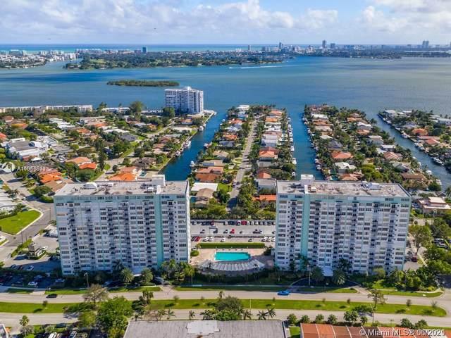 2150 Sans Souci Blvd B1105, North Miami, FL 33181 (MLS #A11058611) :: Douglas Elliman