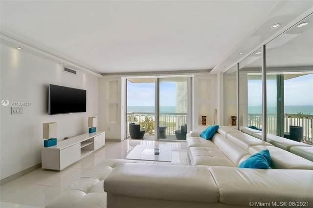 401 Ocean Dr #726, Miami Beach, FL 33139 (MLS #A11058624) :: Miami Villa Group