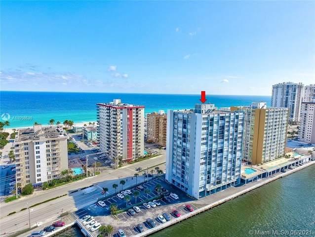 1400 S Ocean Dr #202, Hollywood, FL 33019 (#A11058630) :: Dalton Wade