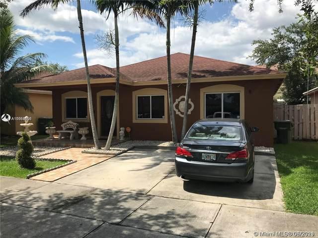 1519 SW 2nd Ct, Homestead, FL 33030 (MLS #A11058656) :: Douglas Elliman