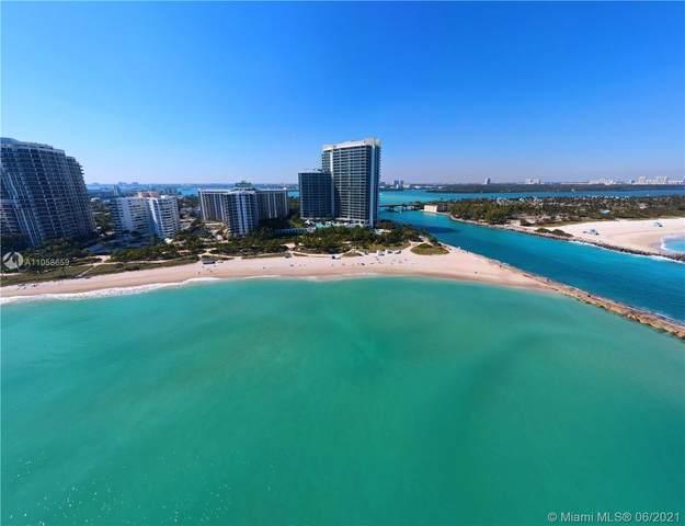 10295 Collins Ave #910, Bal Harbour, FL 33154 (MLS #A11058659) :: Miami Villa Group