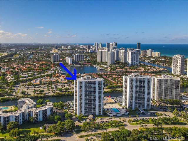 3625 N Country Club Drive #2208, Aventura, FL 33180 (MLS #A11058670) :: Equity Realty