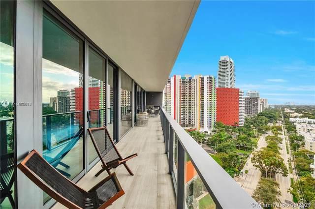 1451 Brickell Ave #1605, Miami, FL 33131 (MLS #A11058679) :: Douglas Elliman