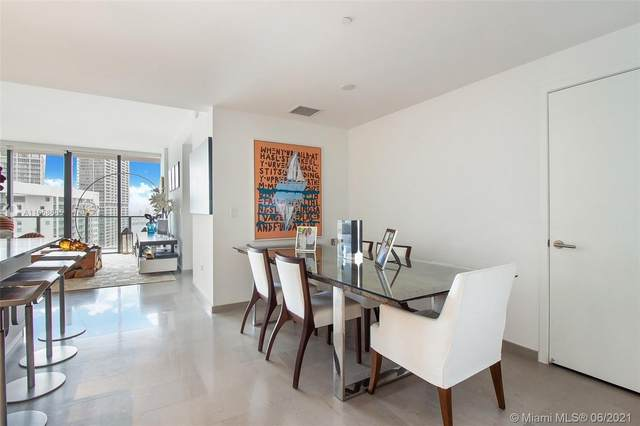 68 SE 6th St #3507, Miami, FL 33131 (#A11058685) :: Posh Properties