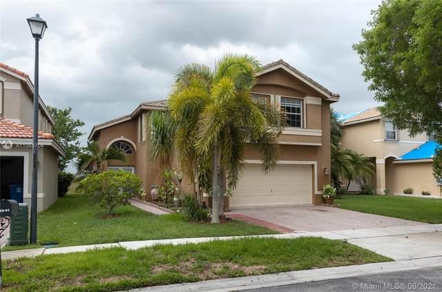 1941 SW 148th Way, Miramar, FL 33027 (MLS #A11058704) :: Search Broward Real Estate Team