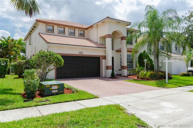 1645 NW 143rd Ter, Pembroke Pines, FL 33028 (MLS #A11058733) :: Onepath Realty - The Luis Andrew Group