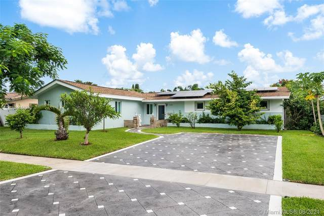 4311 Hayes St, Hollywood, FL 33021 (MLS #A11058799) :: United Realty Group