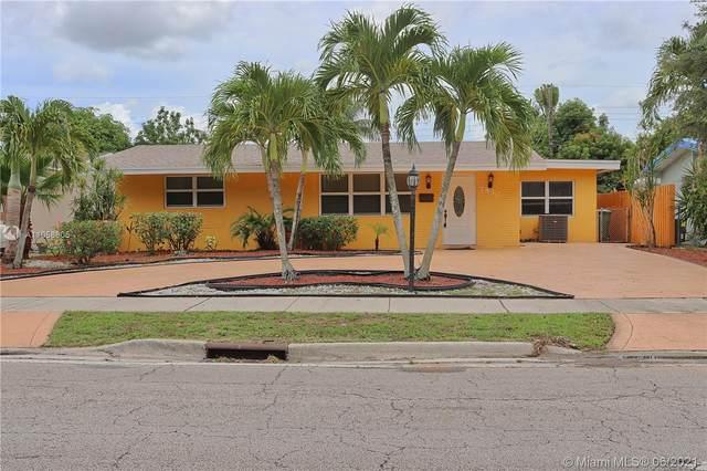 7830 Taft St, Pembroke Pines, FL 33024 (MLS #A11058805) :: United Realty Group