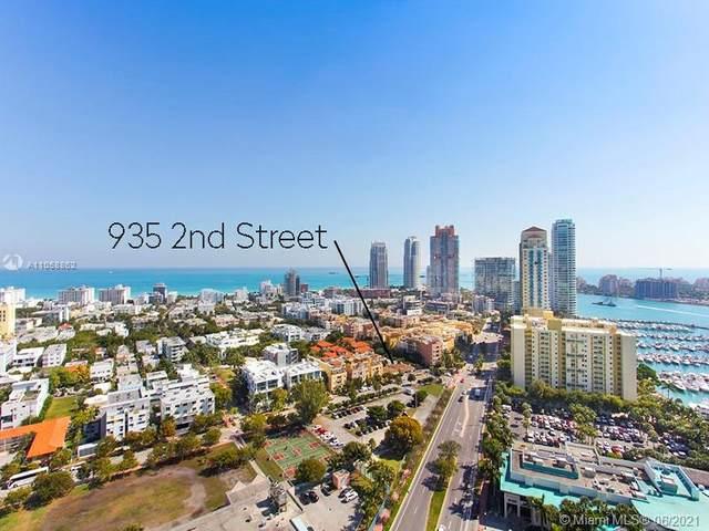 935 2nd St, Miami Beach, FL 33139 (MLS #A11058862) :: Castelli Real Estate Services